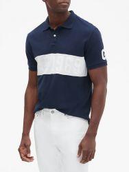 Camisa  Polo (GAP 1969) Azul Marinho
