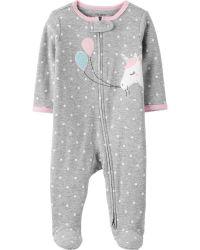 Macacão Pijama Unicórnio - Carter