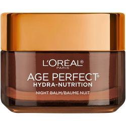 Creme Hidratante Facial Noturno Age Hydra-Nutrition Bálsamo= L