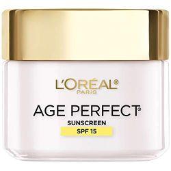 Creme  Facial Diurno Age Perfect- L