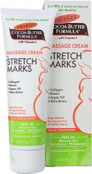 Cocoa Butter Massage Lotion Stretch Marks - PALMER