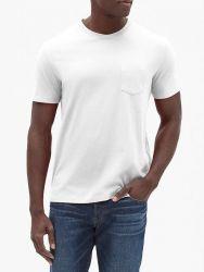Camiseta GAP Estilo Básica- Branca.