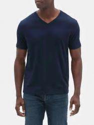 Camiseta GAP Estilo Básica- Azul Marinho
