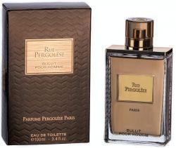 Rue Pergolese Bullit Pour Homme Parfums Pergolèse Paris - Perfume Masculino - Eau de Toilette - 100ml