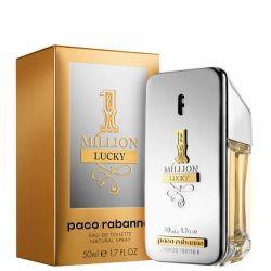 1 Million Lucky Paco Rabanne - Perfume Masculino - Eau de Toilette - 50ml