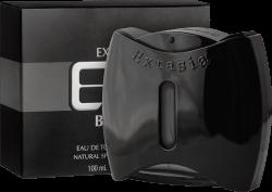 New Brand Extasia Black - Perfume Masculino -  Eau de Toilette 100ml