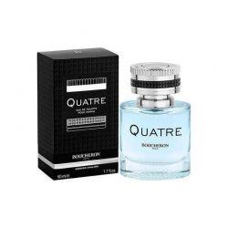 Quatre  Pour Homme Boucheron - Perfume Masculino -  Eau de Toilette – 50ml