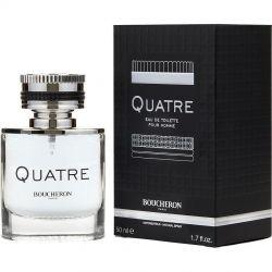 Quatre  Pour Homme Boucheron - Perfume Masculino -  Eau de Toilette – 30ml