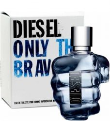 Only The Brave By Diesel - Perfume Masculino – Eau de Toilette - 50ml