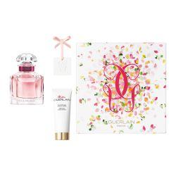 Kit Mon Guerlain Bloom of Rose + Body Lotion By Guerlain – Perfume Feminino – Eau de Toilette -  50ml