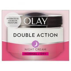 Creme Facial Hidratante de Ação Dupla Noturno Olay